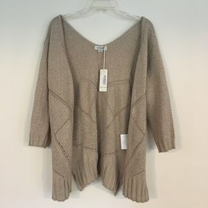 Open style Cardigan